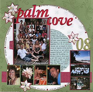 Celebrate at Palm Cove