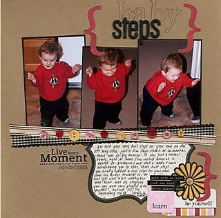 Baby Steps Sam