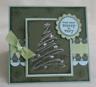 Wintergreen silver tree