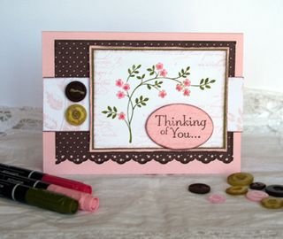Thinking of You markers