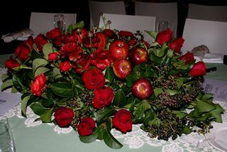 Centre flowers