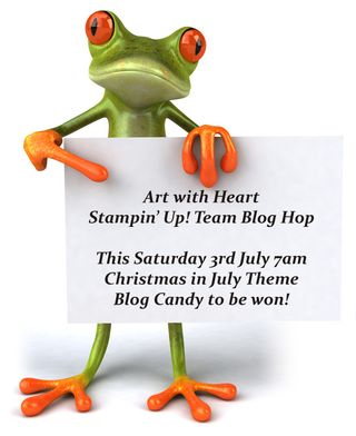 Blog Hop July 2010