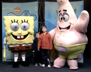 Spongebob 1st July 2010 Eastland