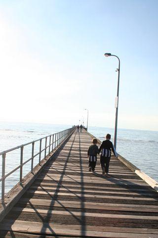 Sm Rosebud Pier