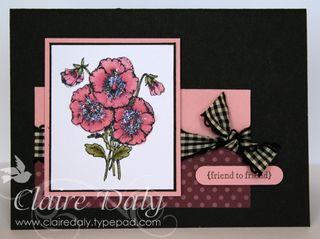 Kristines card