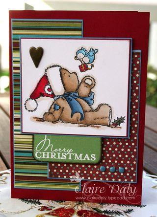 Kate Christmas card