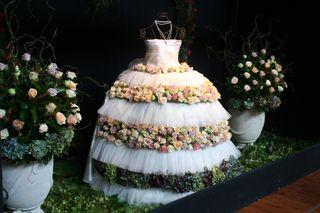 Sm wedding dress