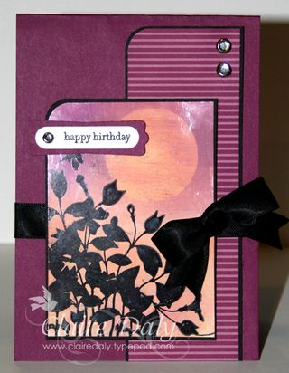 Stampin Up My Friend