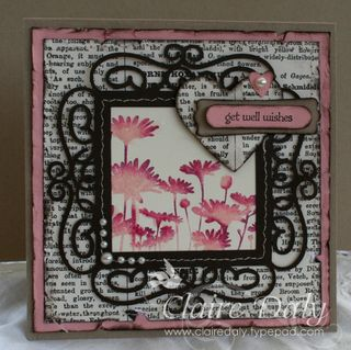 Debs card front