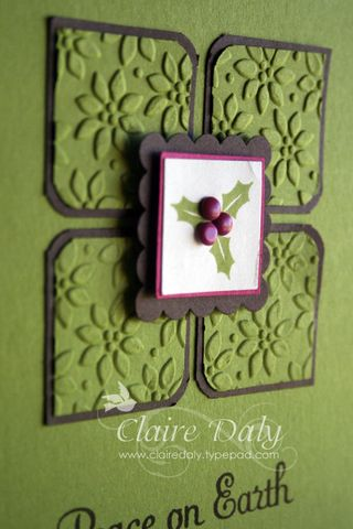 Stampin Up jolly bingo bits