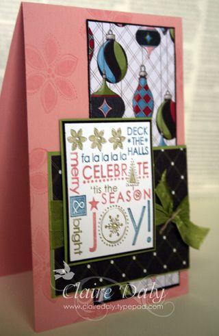 Season of Joy Stampin Up