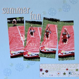 Sam summer fun 2011