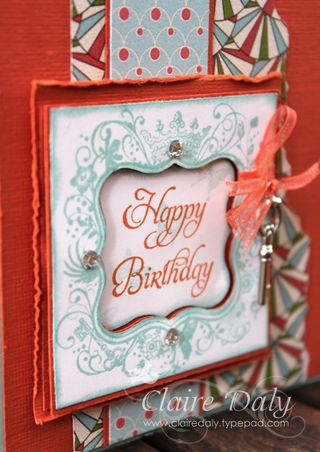 Stampin Up established elegance