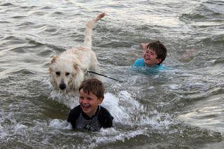 Sm boys oscar joy jan 2012 beach rye