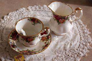Royal albert tea cup