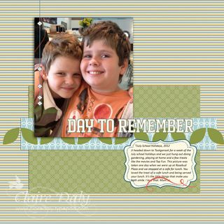 stampin up digital australia scrapbooking