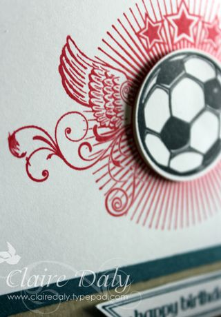 stampin up great sport
