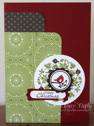 stampin up four seasons