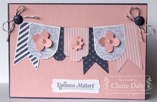 Stampin Up Hearts a Flutter