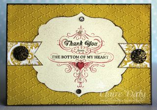 From My Heart Stampin Up