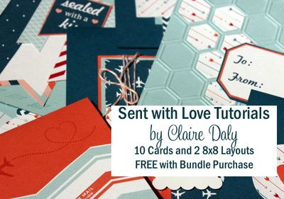 Sent with Love Tutorial Graphic