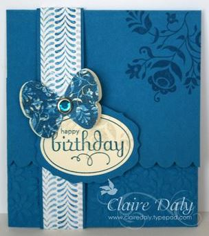 Perfect Punches stampin up