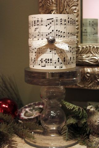 stampin up christmas decorations