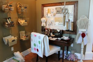 stampin up home office legacy room