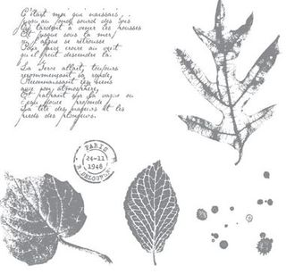 French Foliage Stampin Up