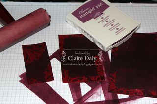 how to use a brayer