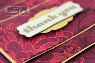 Regarding Dahlias Stampin Up
