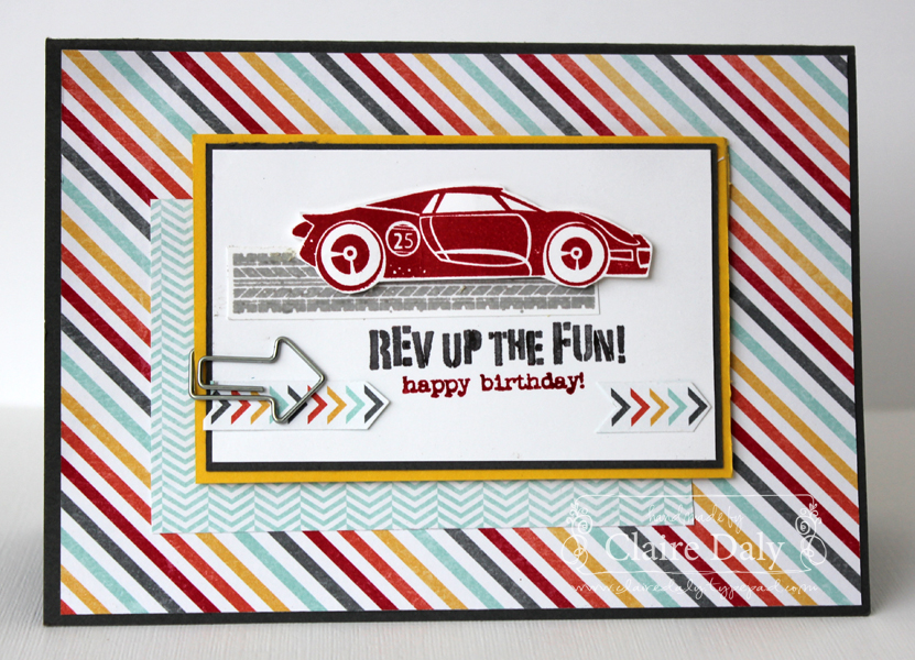 Stampin up australia claire daly independent demonstrator stampin up rev up the fun i am me dsp bookmarktalkfo Image collections