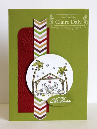 Stampin up best of Christmas