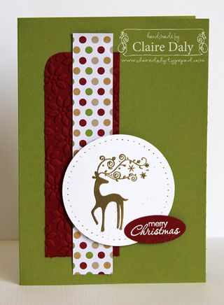 Stampin Up best of Christmas australia