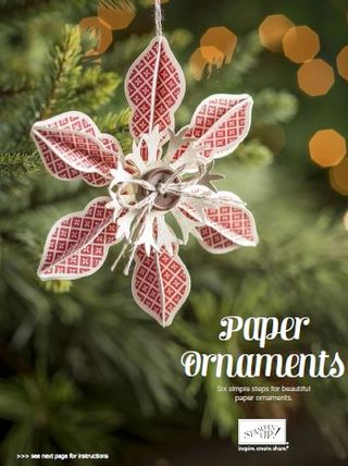 Psper ornaments by su