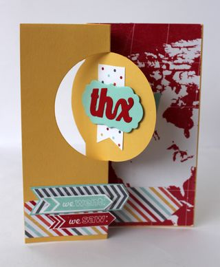 Thinlits card dies stampin up