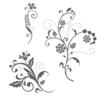 Flowering Flourishes  Stampin Up
