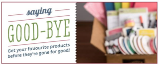 stampin up retired products australia