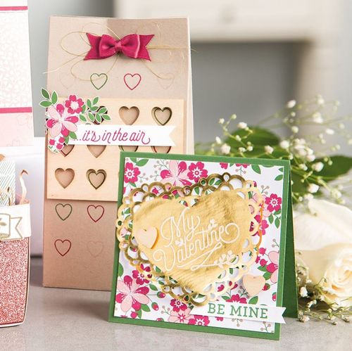 Love Blossoms Embellishment kit