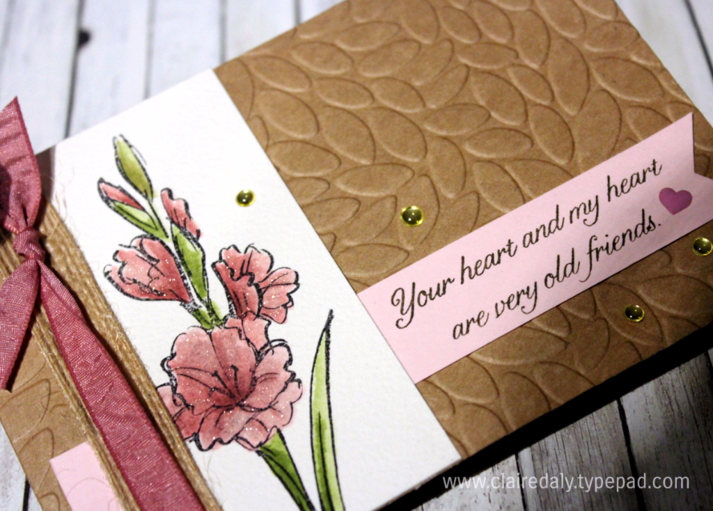 Stampin' Up! Australia: Claire Daly