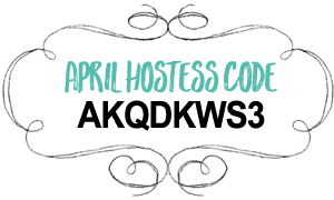 April Hostess Code