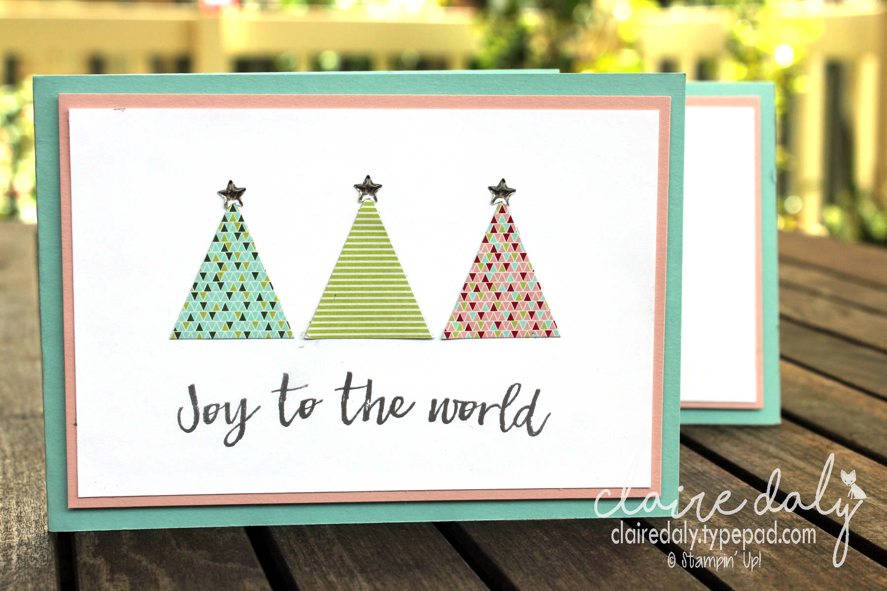Stampin Up Australia Claire Daly Independent Demonstrator