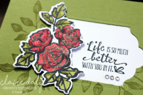 Stampin Up Petal Palette Bundle. Claire Daly, Stampin Up demo Melbourne Australia. #petalpalette #petalsandmore #occasions2018 #stampinup #stampinupaustralia #clairedaly
