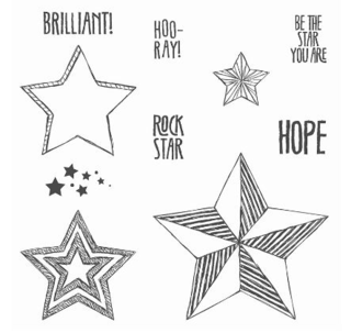 Be The Star Stampin Up