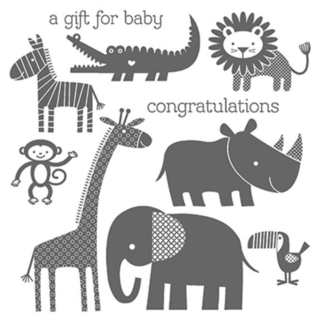 Zoo babies stamp set stampin up