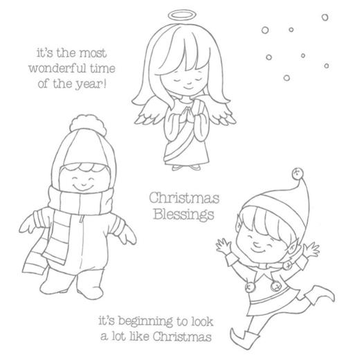 Christmas Cuties Stampin Up