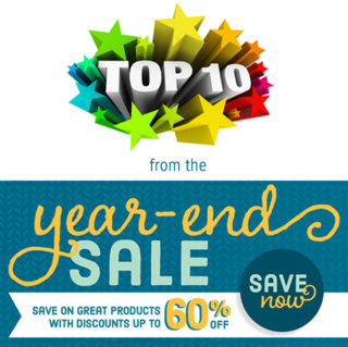 Top 10 year end sale
