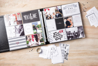 Love Story Project Life Card Collection and Accessory Pack from Stampin Up. 50% off until Dec 17th