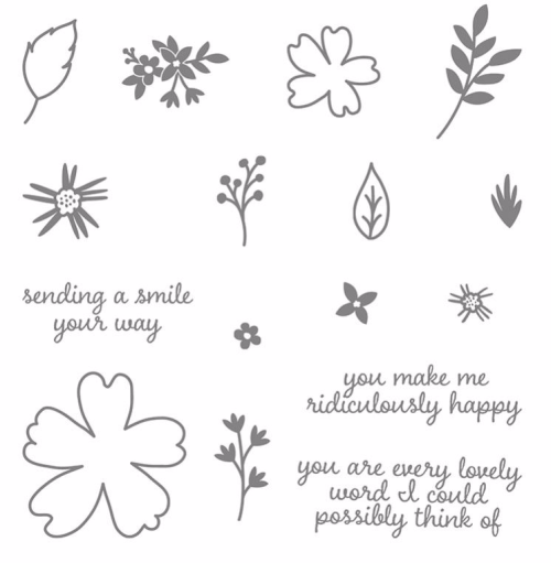 Stampin Up Affectionately Yours products Suite (Love and Affection stamp set) available in my online store at www.clairedaly.typepad.com