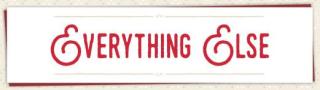 HC everything else